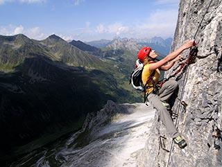 Summer vacation Stubaital | climbing | Hotel Wiesenhof Mieders, Tyrol