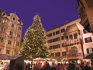 Winter vacation Stubaital | Christmas Market Innsbruck | Hotel Wiesenhof Mieders Tyrol