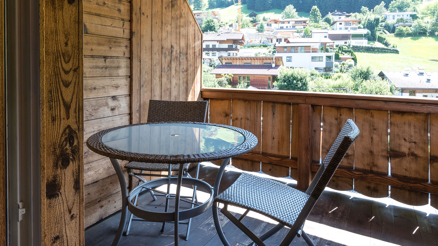 Rooms & Prices | Family room | Balcony | Hotel Wiesenhof Mieders Tyrol