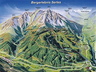 Sommerurlaub Stubaital | Wandern | Hotel Wiesenhof Mieders, Tirol